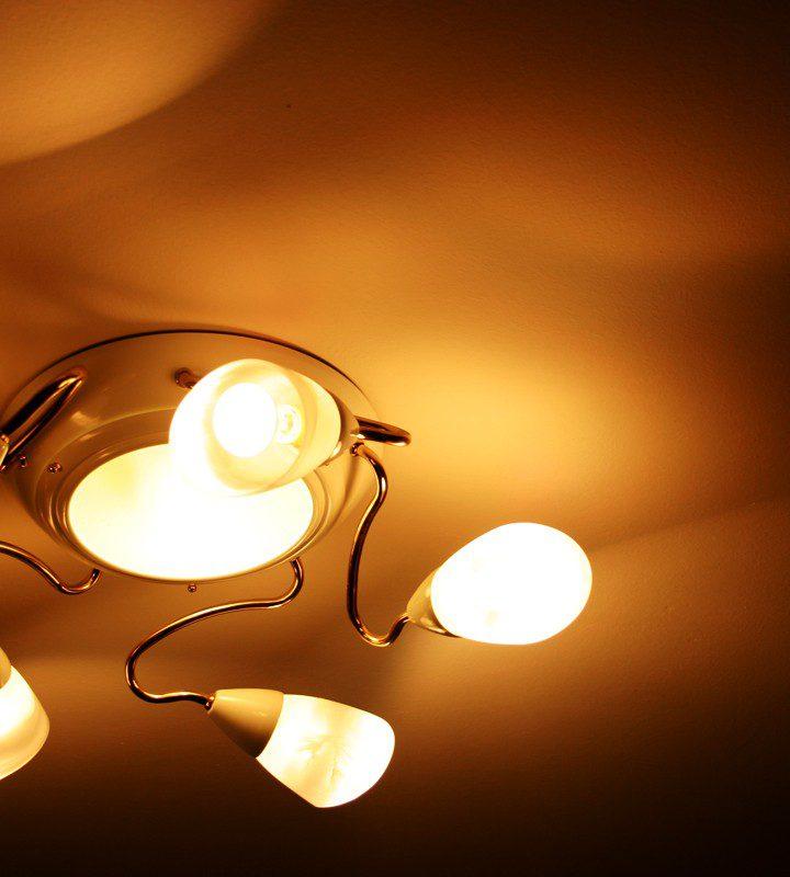 Lampy warto dobrać do pomieszczenia